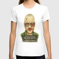 breaking bad T-shirts featuring Breaking Bad. by Lydia Dick