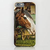The Gypsy Vanner iPhone 6 Slim Case