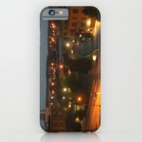 iPhone & iPod Case featuring Holland, Michigan At Night by Casey VanderMeulen