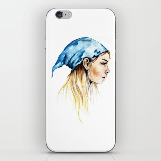 Alexandra  iPhone & iPod Skin