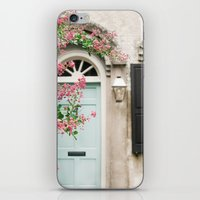 Charleston Doorway iPhone & iPod Skin