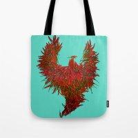 Hot Wings! Tote Bag