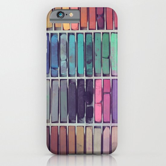 Pastels iPhone & iPod Case