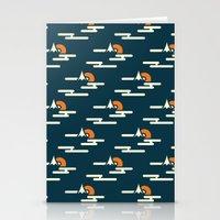 Cloudbreak Stationery Cards