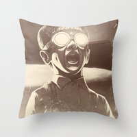 TZAAAR! Throw Pillow