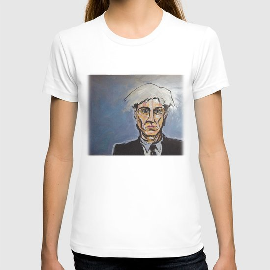 andy warhol 01 T-shirt