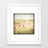 Houat #3 Framed Art Print