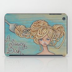 A Saucy Dish iPad Case