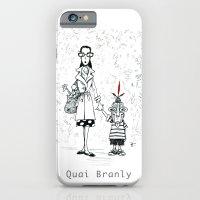 A Few Parisians by David Cessac: Quai Branly iPhone 6 Slim Case