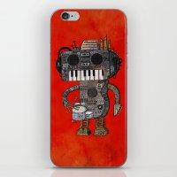 Musicbot iPhone & iPod Skin