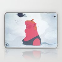 the age of curious Laptop & iPad Skin