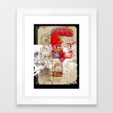 SCHULTZ Framed Art Print