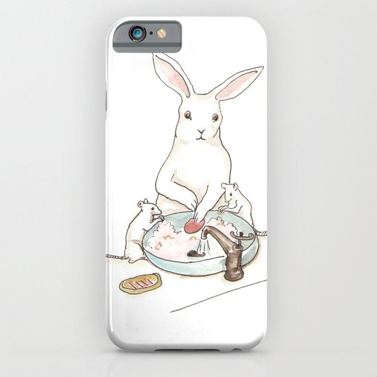 Wash Your Paws iPhone & iPod Case