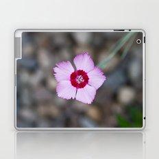 Purple Flower 1 Laptop & iPad Skin