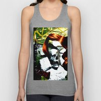 HER RUBY MY EMERALD Unisex Tank Top