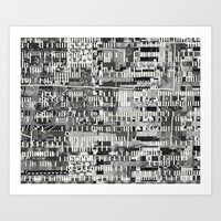Exploiting Digital Behav… Art Print