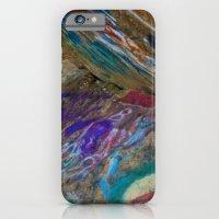 iPhone & iPod Case featuring Graffiti Rocks by Derek Donovan