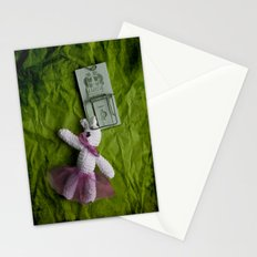 Did not mean to hurt you.... Stationery Cards