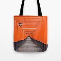Torii Gates Tote Bag
