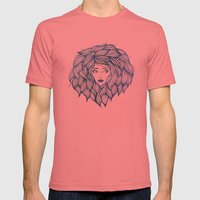 Hair Mens Fitted Tee Pomegranate SMALL