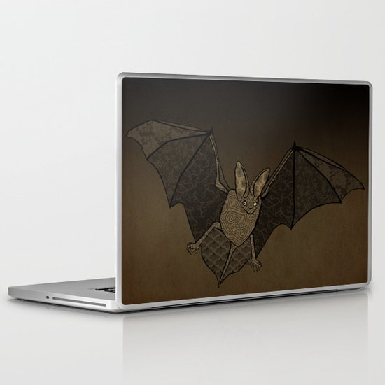 Batty Laptop & iPad Skin