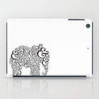 Ampersand Elephant iPad Case