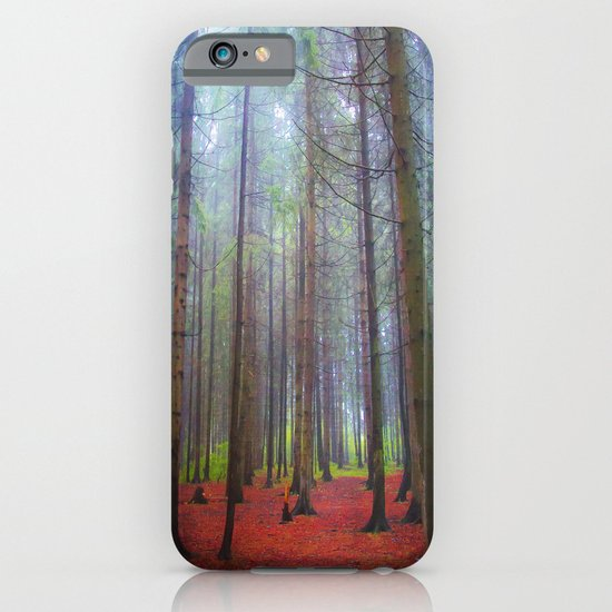 Back to the forest iPhone & iPod Case