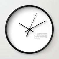 The White Album Wall Clock