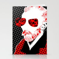 Vincent SW x9 Stationery Cards