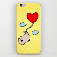Kimmi's Love Is 0n Cloud… iPhone & iPod Skin