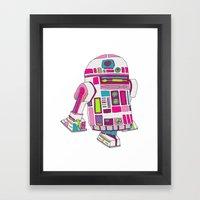 Cool Girls Like Epic Dro… Framed Art Print