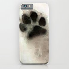 I Paw You - Dog Art By S… iPhone 6 Slim Case