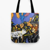 MS O'Leary's Cow Tote Bag
