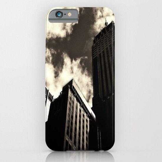 NYC Skyline iPhone & iPod Case