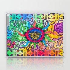 The Blazing Sun Laptop & iPad Skin