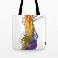 Fashion - Ice Queen Tote Bag