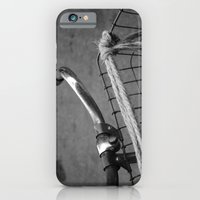 iPhone & iPod Case featuring The Bicycle by Joëlle Tahindro