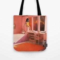 HOT LAVA Tote Bag