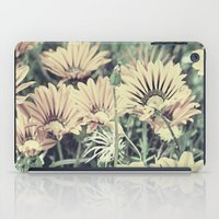 Desert Daisies - Daisy Project in memory of Mackenzie iPad Case