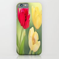 Red & Yellow Tulips iPhone 6 Slim Case