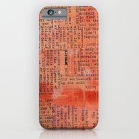 iPhone & iPod Case featuring Hitchens  by Emily Storvold