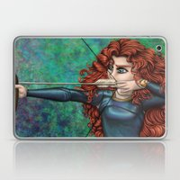 Brave Laptop & iPad Skin