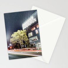 Library of the Night Stationery Cards