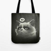 Grumpy I. Tote Bag