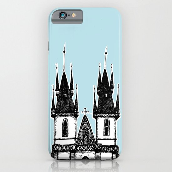 Tyn Church - Prague iPhone & iPod Case