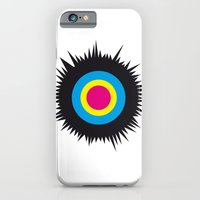 iPhone & iPod Case featuring Target by radiozimbra