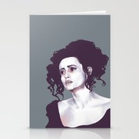 Helena Bonham Carter (Sweeney Todd) Stationery Cards