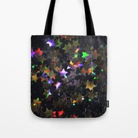 Starry Starry Night Neon… Tote Bag