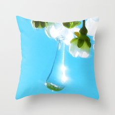 FORTUNE TELLER Throw Pillow