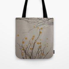 Spring begins Tote Bag